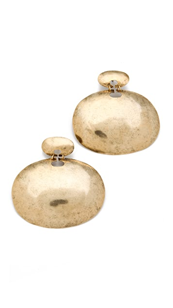 Citrine by the Stones Double Inti Earring