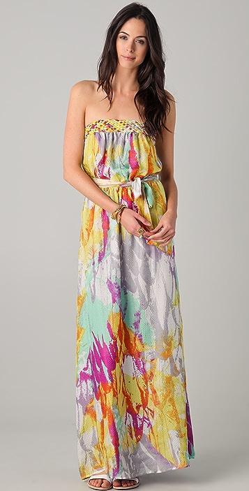 Charlie Jade Maxwell Strapless Dress