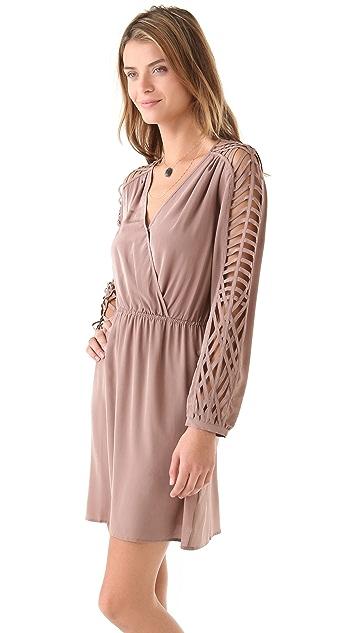 Charlie Jade Long Sleeve Dress