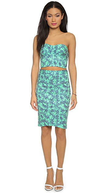 Charlie Jade Two Piece Top & Skirt Set