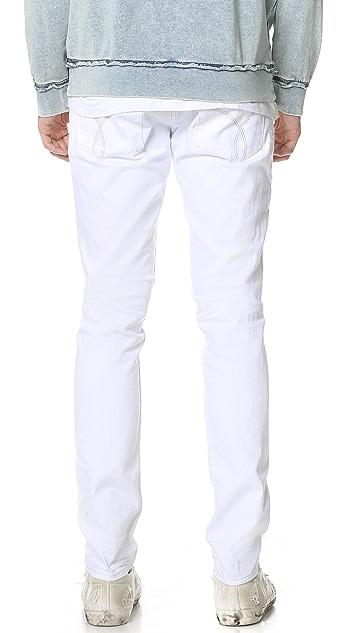 Calvin Klein Jeans Taper Leg Jeans