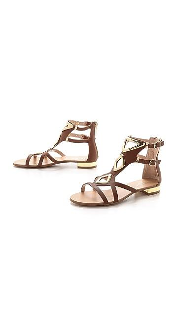 Carvela Kurt Geiger Kupid Flat Sandals