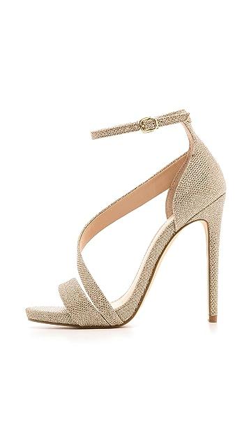 Carvela Kurt Geiger Gosh Asymmetrical Sandals