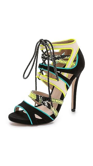 Carvela Kurt Geiger Ghecko Strappy Sandals