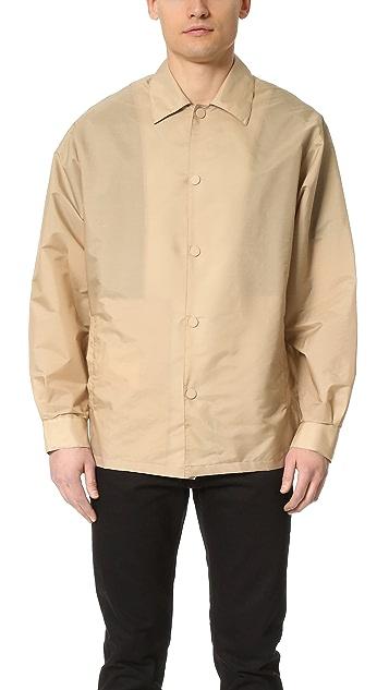 Calvin Klein Collection Lakewood Water Repellent Stadium Jacket