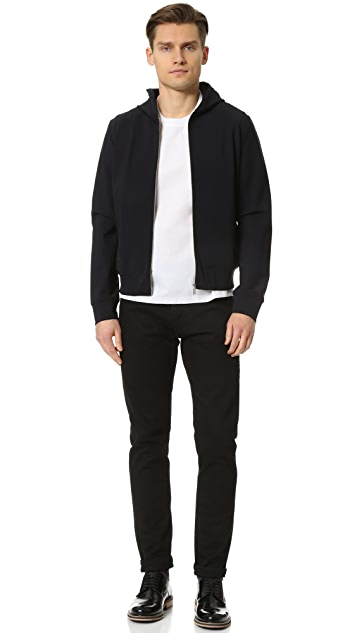 Calvin Klein Collection Lemens Performance Hoodie