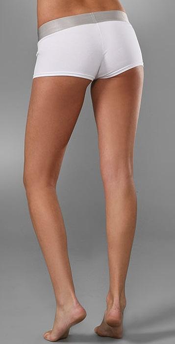 Calvin Klein Underwear Steel Boy Shorts