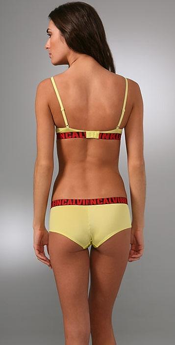 Calvin Klein Underwear X Micro Push Up Bra
