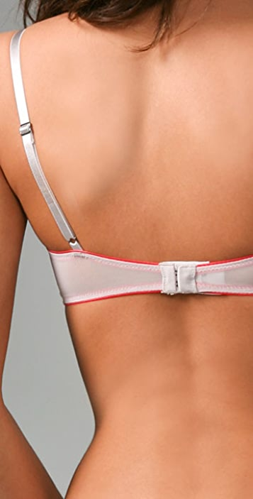 Calvin Klein Underwear Perfectly Fit Leopard Balconette Bra