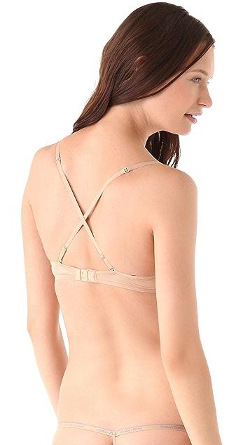 Calvin Klein Underwear CK One Convertible T-Shirt Bra