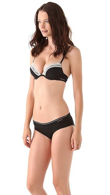 27ac8fc7d4018 Calvin Klein Underwear Sugar   Spice Sexy Push Up Bra