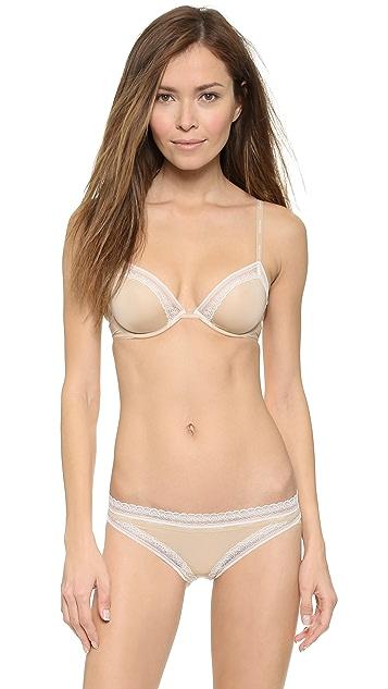 3c607e21b2 Calvin Klein Underwear Perfectly Fit Sexy Signature Underwire Bra ...