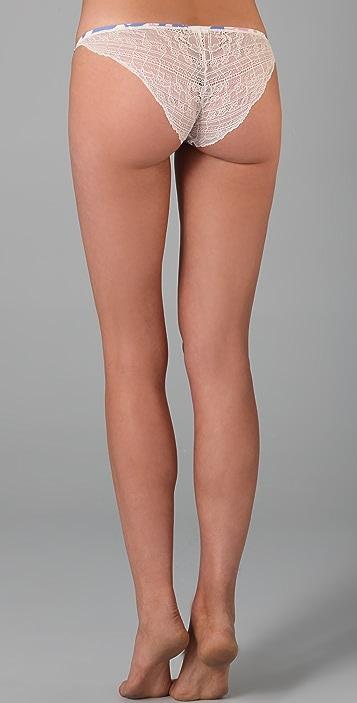 Calvin Klein Underwear Envy Bikini Briefs with Lace