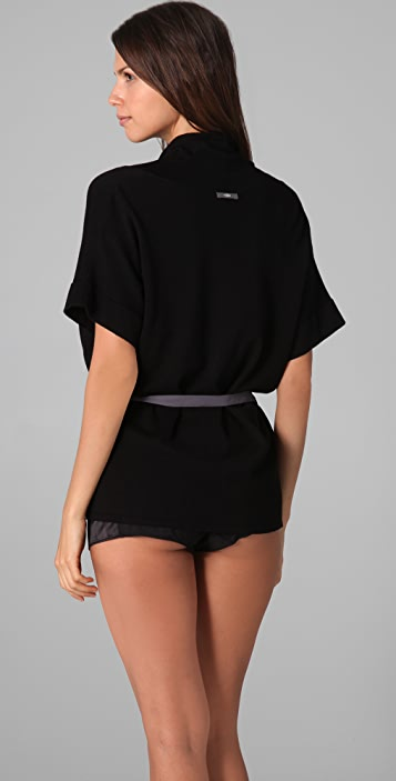 Calvin Klein Underwear Naked Glamour Bed Jacket