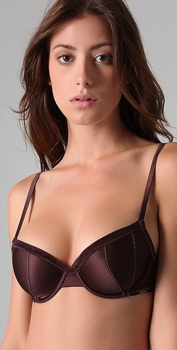 Calvin Klein Underwear Satin Glam Demi Bra