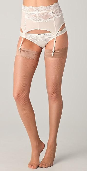 b02548681ea Calvin Klein Underwear Calvin Klein Black Garter Belt