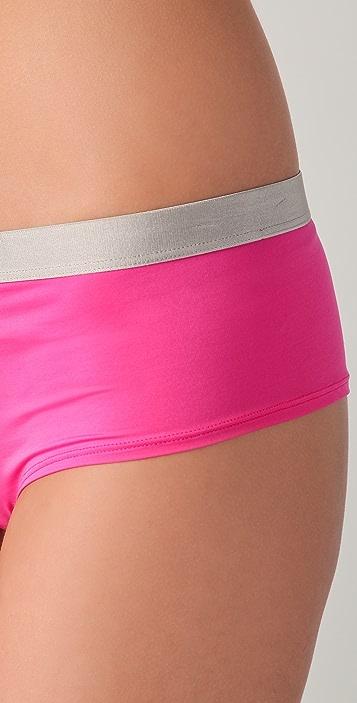 Calvin Klein Underwear Chrome Micro Hipster