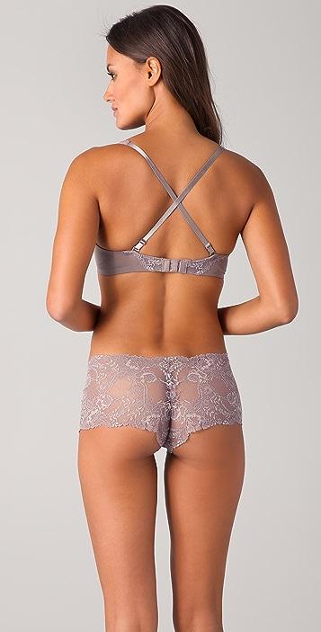 Calvin Klein Underwear Seductive Comfort Convertible Contour Bra