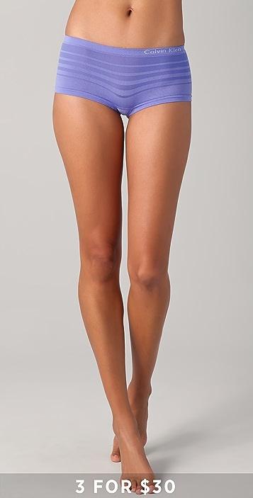 Calvin Klein Underwear Seamless Ombre Hipster