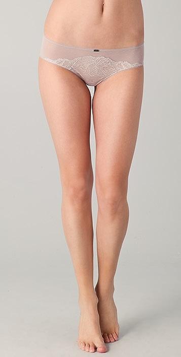 Calvin Klein Underwear Calvin Klein Black Hipster Briefs