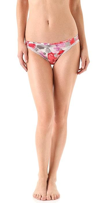 Calvin Klein Underwear Seductive Comfort Bikini with Lace