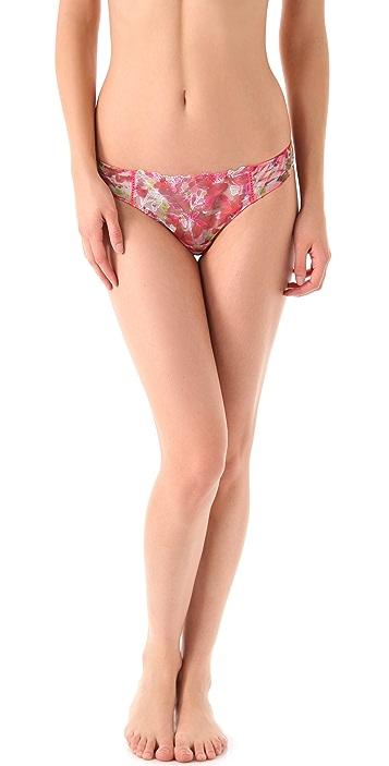 Calvin Klein Underwear Mozambique Thong