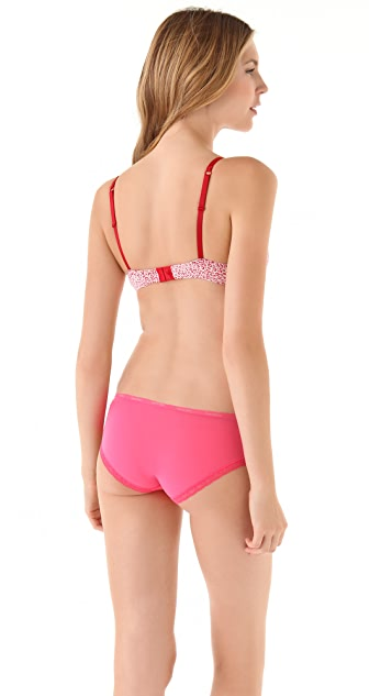 Calvin Klein Underwear Tailored Basic Push Up Bra