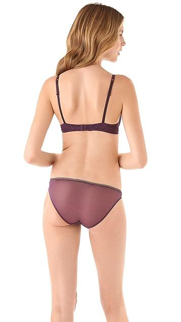 Calvin Klein Underwear New Lace Basic Demi Bra