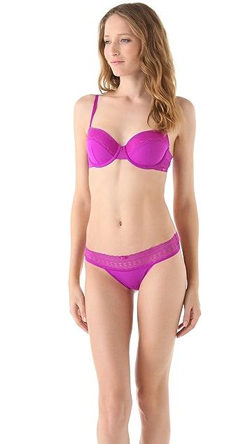 Calvin Klein Underwear Intrigue Balconette Bra