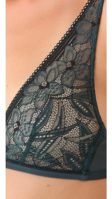 Calvin Klein Underwear Dahlia Triangle Bra