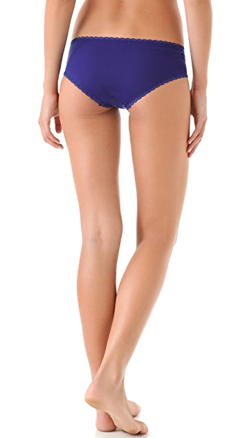 Calvin Klein Underwear Seductive Comfort Hipster Briefs