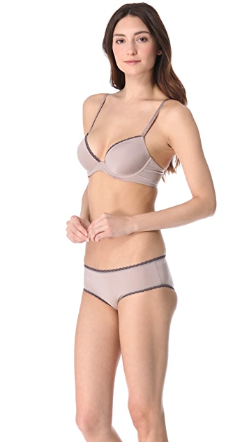 Calvin Klein Underwear Seductive Comfort Hipster