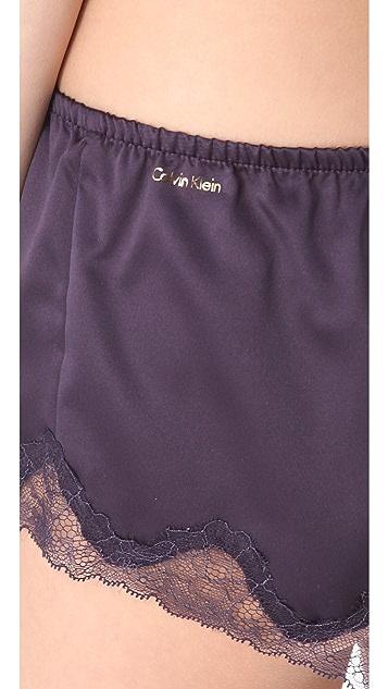 Calvin Klein Underwear Nocturnal Elegance Sleep Shorts