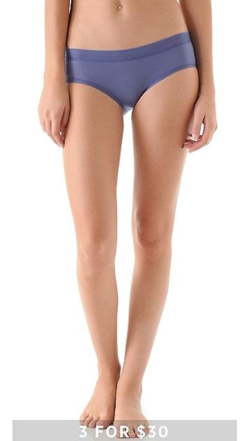 Calvin Klein Underwear Second Skin Hipster Briefs