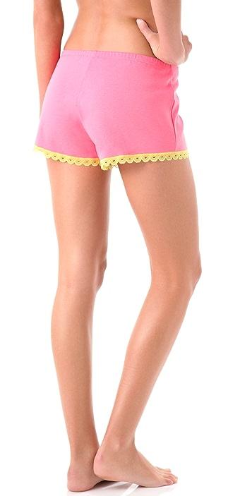 Calvin Klein Underwear Essence of Rio Sleep Shorts