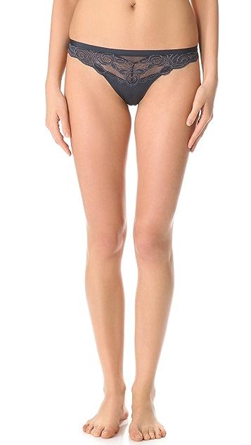 Calvin Klein Underwear Honeysuckle Rose Thong