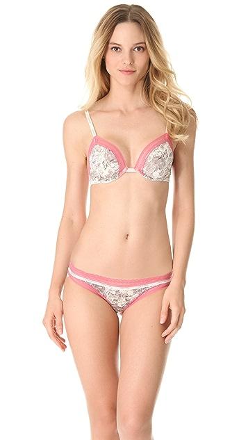 Calvin Klein Underwear Perfectly Fit Sexy Signature Unlined Underwire Bra