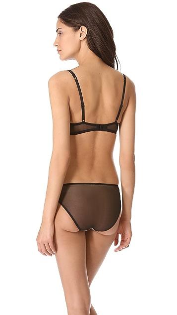 Calvin Klein Underwear Filigree Demi Cup Bra