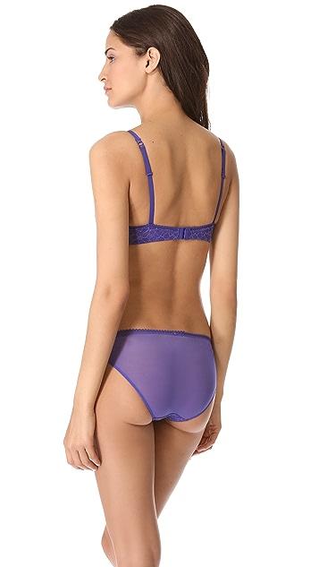 Calvin Klein Underwear Lace Instinct Underwire Bra