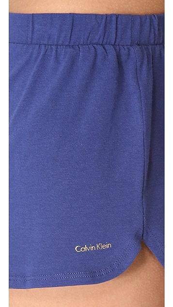 Calvin Klein Underwear Sultry Sleep Shorts