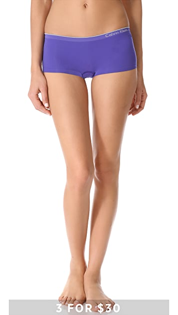 Calvin Klein Underwear Seamless Classic Hipster Briefs