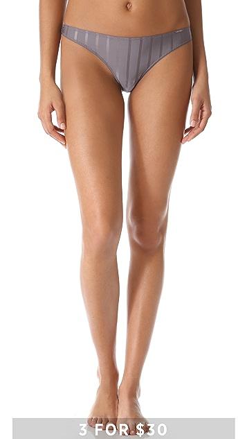 Calvin Klein Underwear Charade Thong