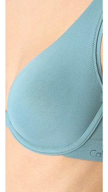 Calvin Klein Underwear Concept Unlined Underwire Bra