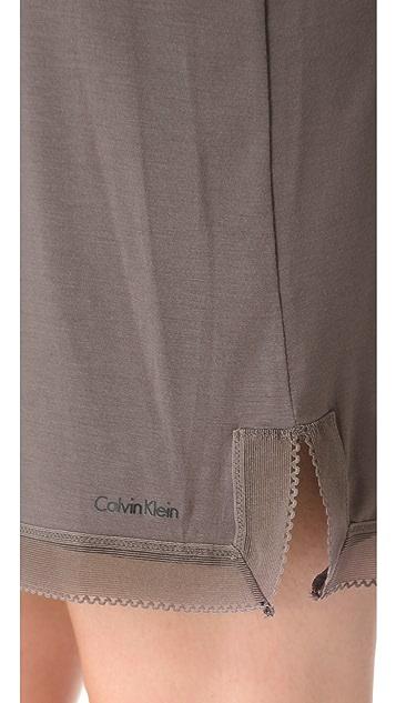 Calvin Klein Underwear Launch Chemise