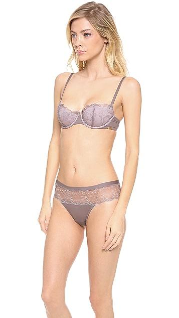 Calvin Klein Underwear Emotion Lace Balconette Bra