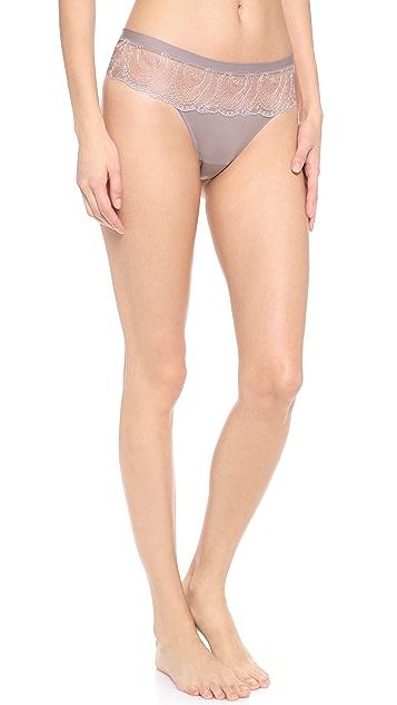 Calvin Klein Underwear Emotion Lace Thong