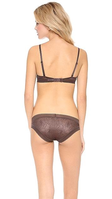Calvin Klein Underwear Icon Lace Perfect Push Up Bra