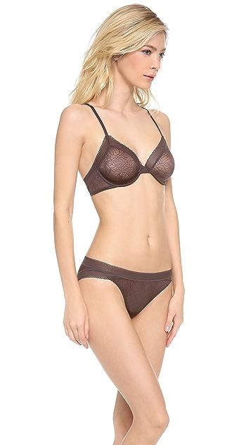 Calvin Klein Underwear Icon Lace Bare Underwire Bra
