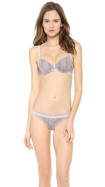7e48ac32ae Calvin Klein Underwear Perfectly Fit Sexy Signature Balconette Bra ...