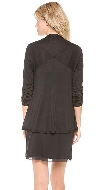 Calvin Klein Underwear Layering PJ Robe